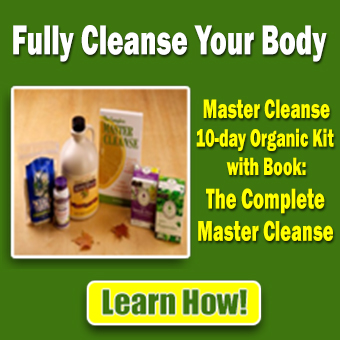 Master Cleanse 10-Day Diet Organic Kit with Book